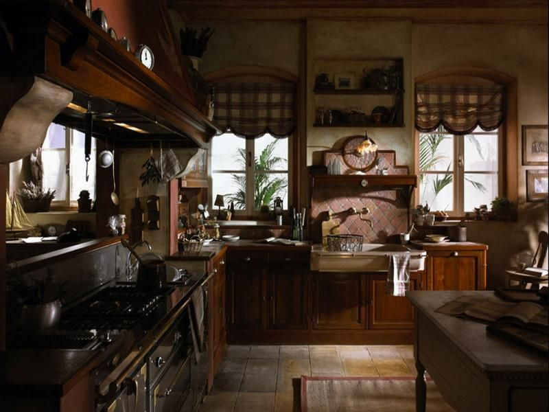 Tuscan Home Decor Ideas  Tuscan Style Furniture to More Formal