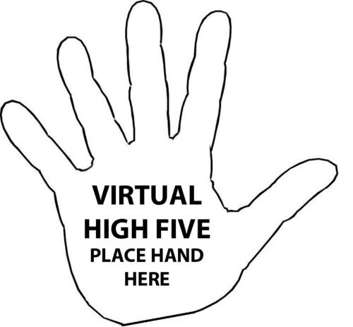 Bring Back The High Five Internet High Five High Five High Five Day