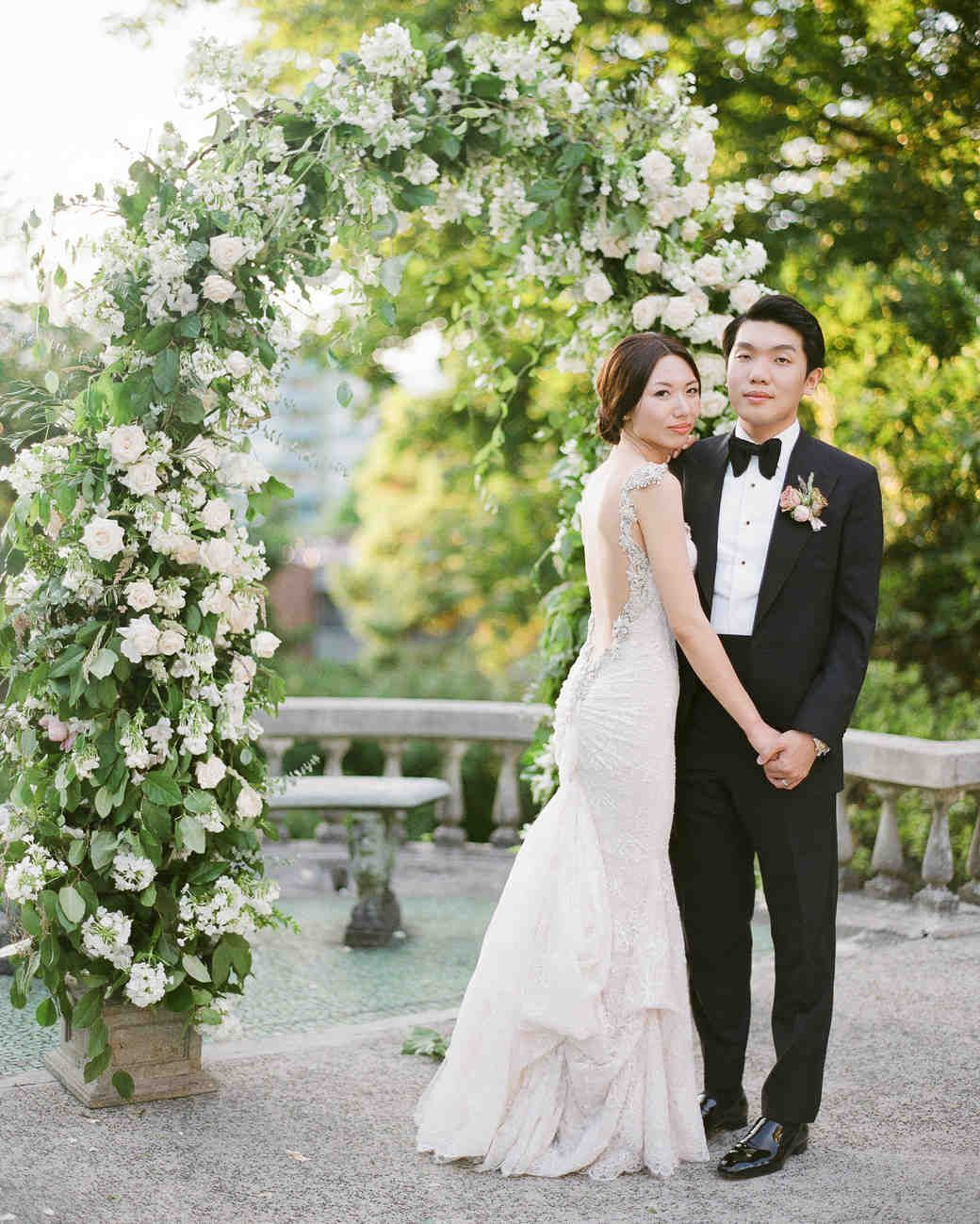 Wedding Flowers Vancouver Bc: A Dreamy Wedding At A Romantic Mansion In Vancouver