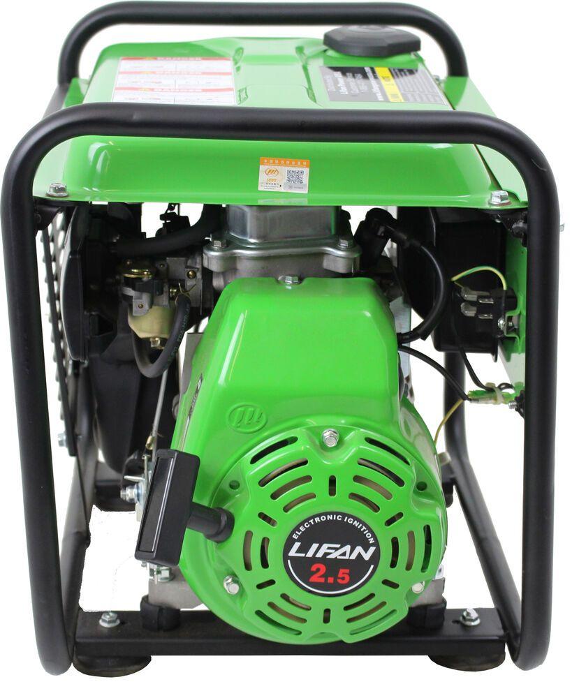 1700W Powered Portable Generator 4Stroke Gasoline