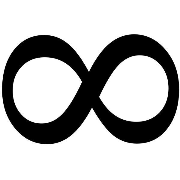 infinity symbol math pictures images clip art liked on rh pinterest com clipart infinity symbol infinity symbol clipart black and white