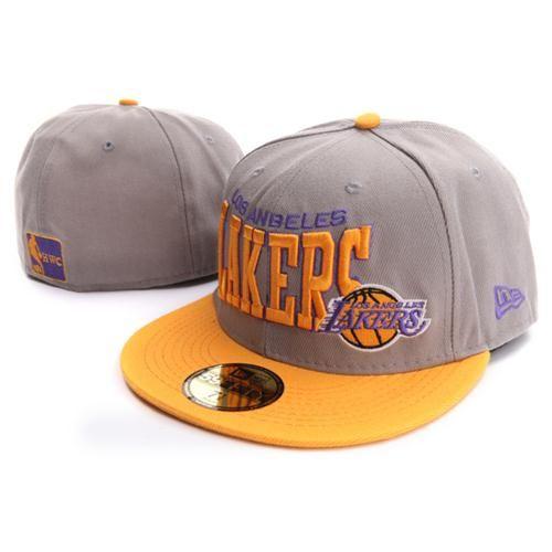 Discount $8.99!! New Era NBA Los Angeles Lakers 59FIFTY Fitted Cap http://www.wonderfulsnapbackswholesale.com/New-Era-NBA-Los-Angeles-Lakers-59FIFTY-Fitted-Cap-p-13572.html