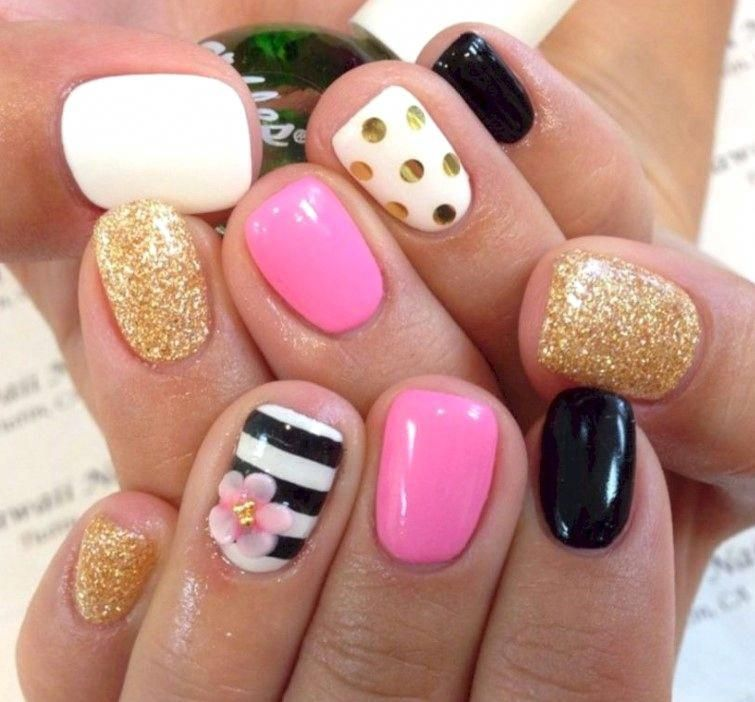 28 Coolest Nail Colors for Winter Ideas #NailColorsforWinter #nailcolorswinter