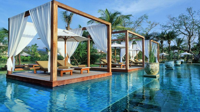 Most Popular Jungle Resorts In Thailand Four Seasons Koh