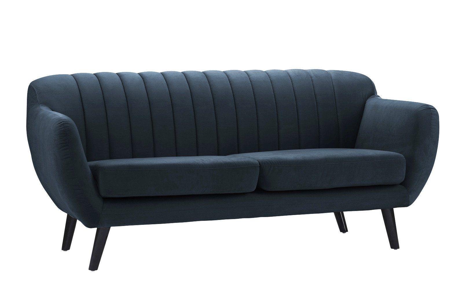 Bergen Mid Century Modern Microfiber Sofa | Products ...