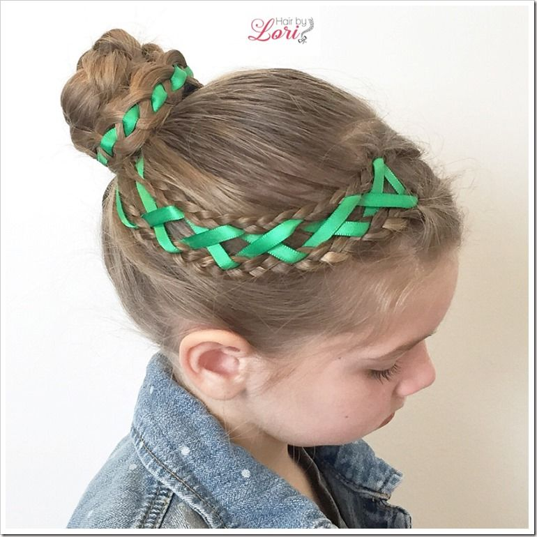 Christmas Hairstyles Easy.20 Easy Christmas Hairstyles For Little Girls Little Girl