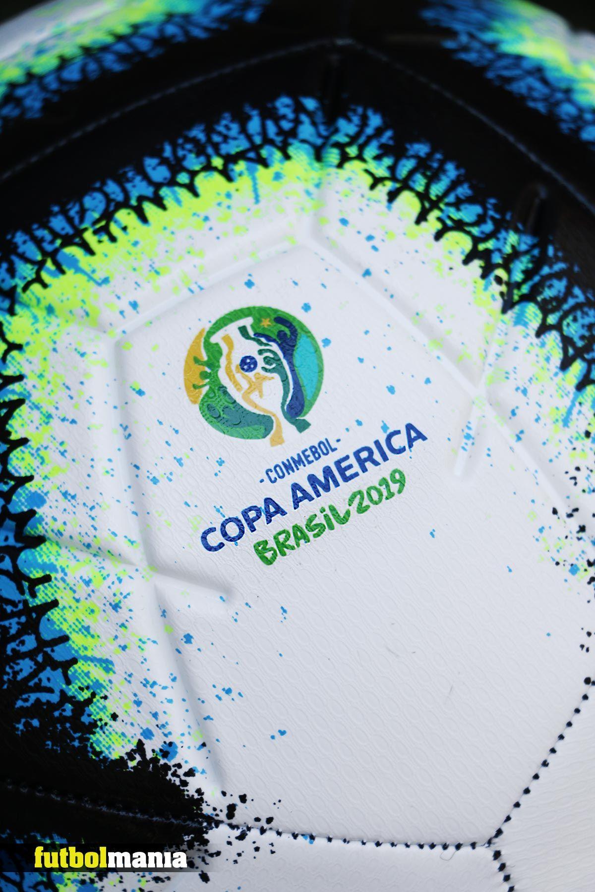 Balón Nike Copa América 2019 Strike Rabisco Talla 5