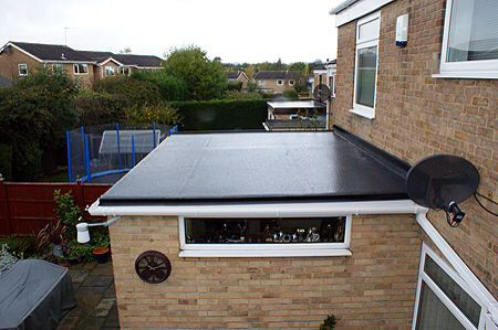 Firestone Epdm Rubber Cover Membrane For Residential Roofing Applications Residential Roofing Roofing Rubber Roofing