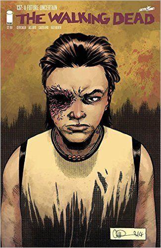 Walking Dead #137: Amazon.com: Books | @giftryapp
