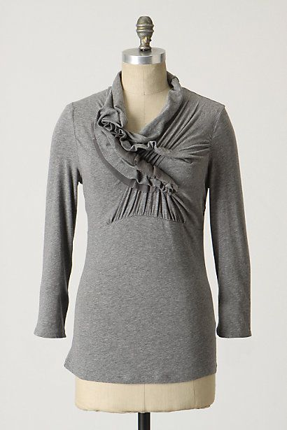26faa4586f12c Wind-Rippled Tee #anthropologie ric rac | MY STYLE | Anthropologie ...