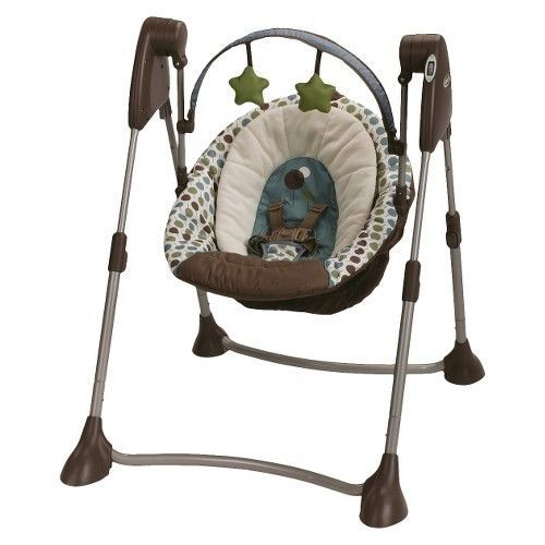 Details About Graco Swing By Me Portable Swing Graco Baby Seat Baby Gear Reviews