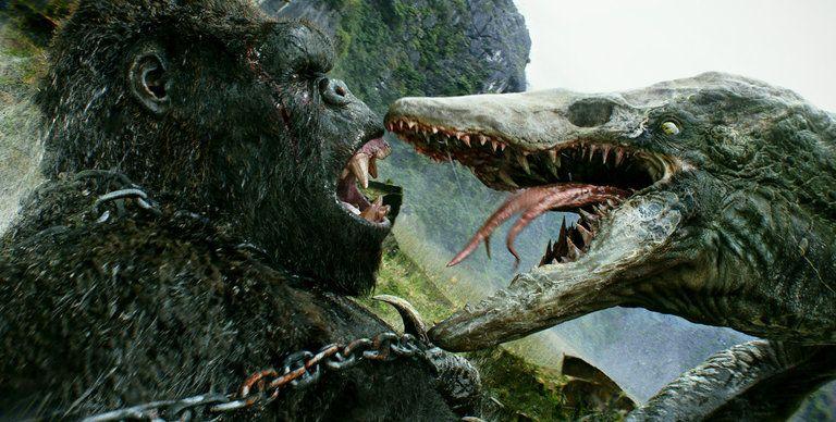 Kong: Skull Island' (Film Review) | King kong skull island, Skull island,  King kong art