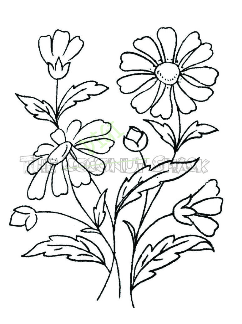 Bouquet of flowers drawing flower bunchg 7741035 bouquet of flowers drawing flower bunchg 774 izmirmasajfo