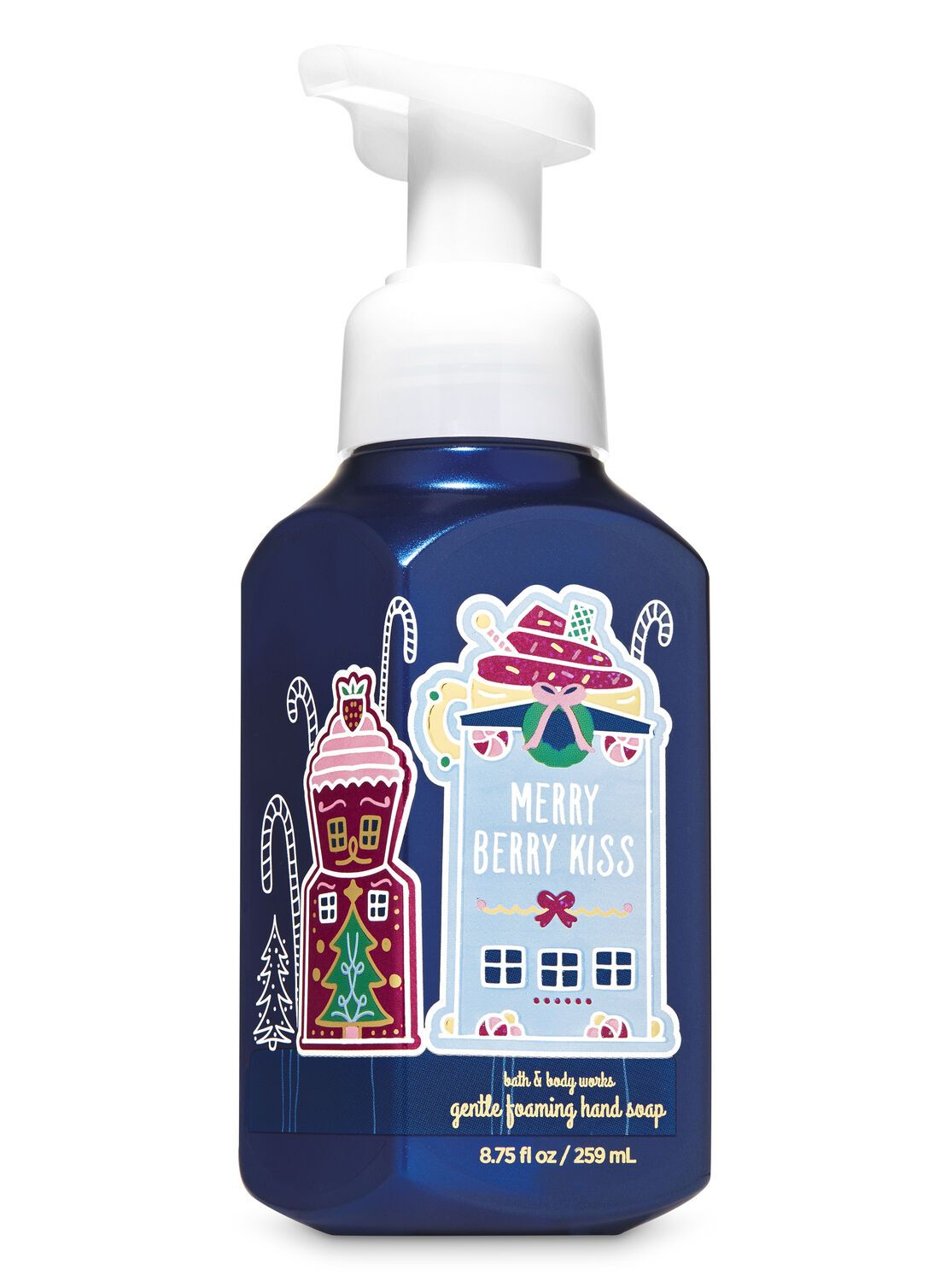 Signature Collection Tis The Season 2 In 1 Bubble Bath Body Wash