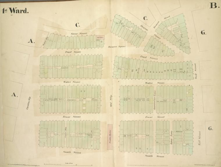 Maps of the city of New York [1855]