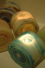 tomos archive candle craft exhibition 2012