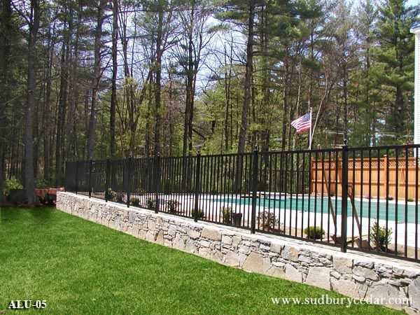 Wrought Iron Fence Gallery Sudbury Cedar Company