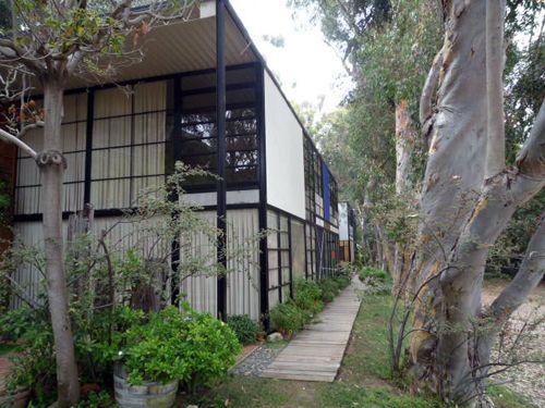 Ray Eames Case Study House    Inhabitat     Green Design  Innovation     Designing Worlds   WordPress com Eames Case Study No    House