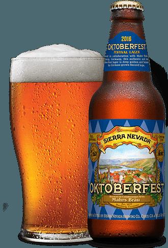 Oktoberfest Sierra Nevada Brewing Co. Oktoberfest beer
