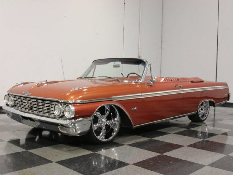 Autotrader Classics Ford Galaxie Muscle Pony Cars - Autotrader classic cars