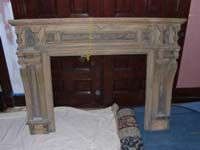 Salvaged Mantel For Sale On Craigslist Fireplace Mantels For