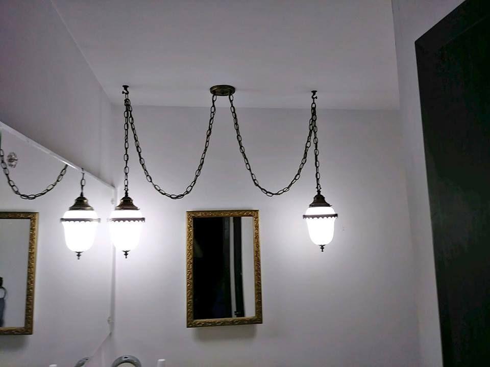 Milk Gl Teardrop Bulbs Ceiling