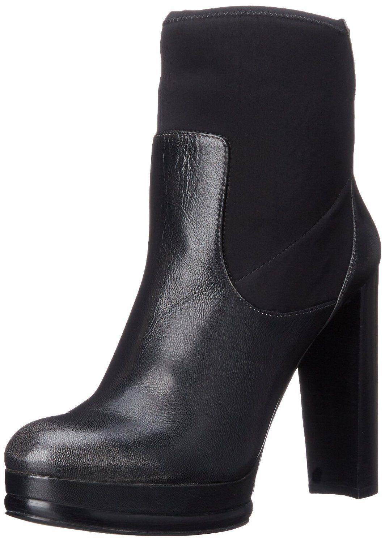 Black · Nine West Women's Nitza Leather Boot >>> ...