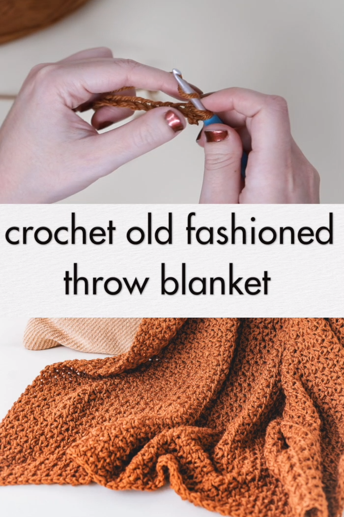 Photo of Crochet Old Fashioned Throw – free pattern & video tutorial