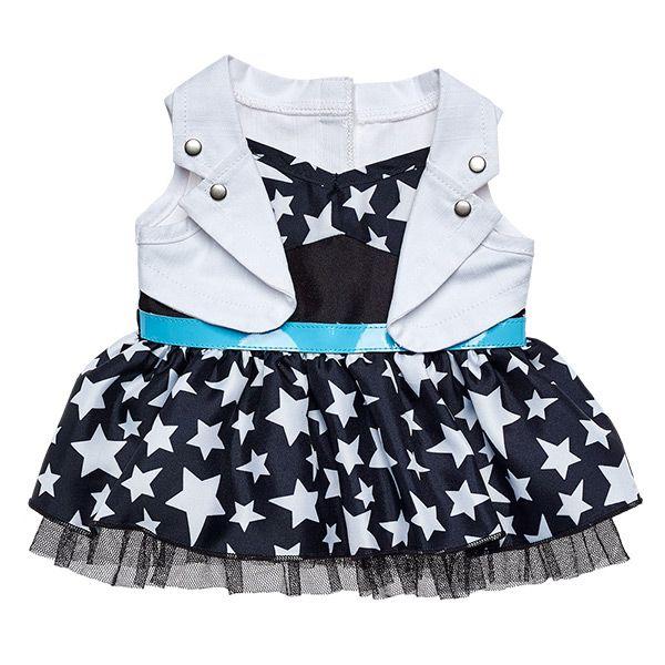 Honey Girls Teegan Star Dress | Build-A-Bear | Stuffed ...