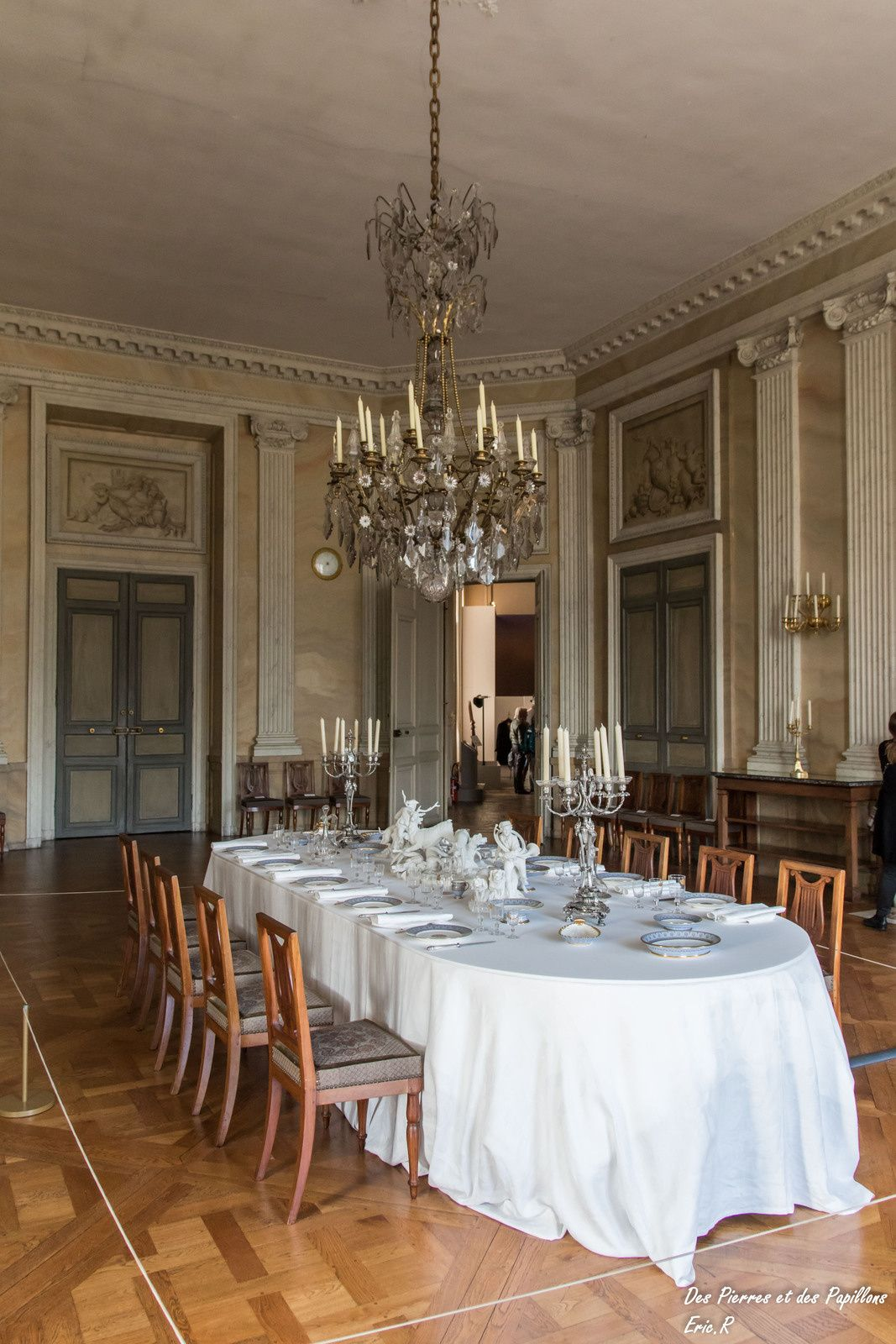 La Salle A Manger De L Empereur French Interiors French Style In