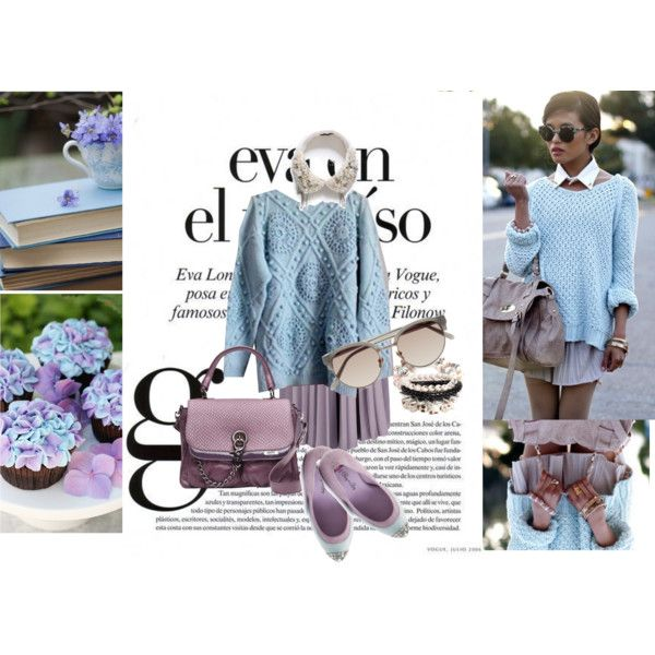 Untitled #74 by ana-aath on Polyvore featuring мода, Betty Jackson Two…