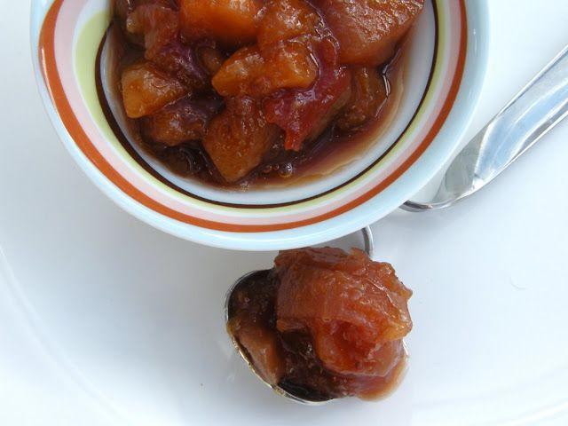 Tinned Tomatoes: Chunky Plum & Apricot Chutney