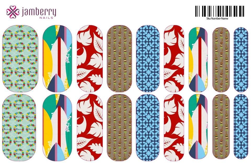 camping jamberry nail wraps - Google Search