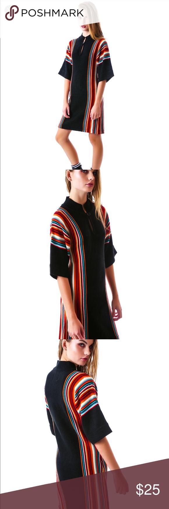 Unif Dashiki Dress Unif Dashiki Dress Rare And hard find