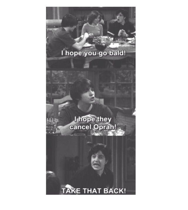 drake and josh.  #childhood