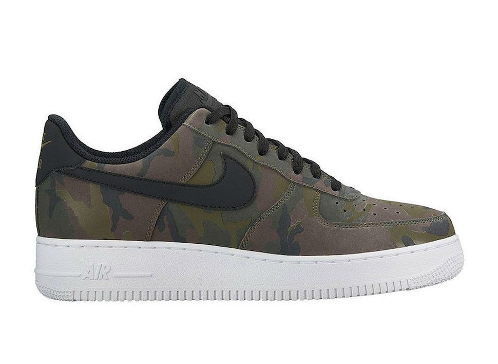 Nike Air Force 1 Low | Woven & Camo OG EUKicks Sneaker