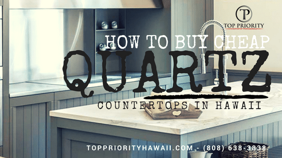 Pin by Top Priority Countertops Hawaii on Kitchen Marble