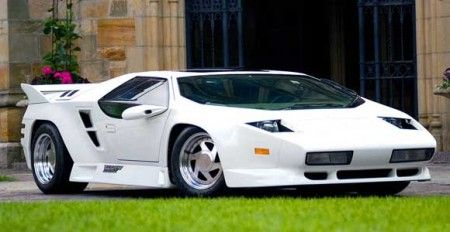 Top Ten Supercars From The 1980s Super Cars Concept Cars Custom Cars
