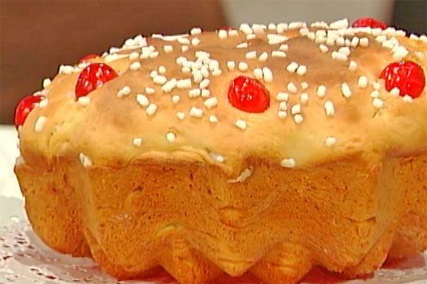 Ricetta Torta Con Miele E Zenzero Anna Moroni Ricettemania