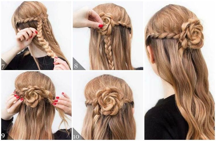 Frisuren Frauen Lange Haare Selber Machen Frisuren Frauen Pinterest