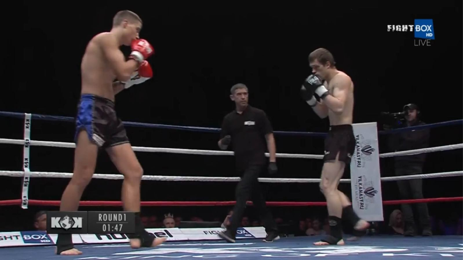 FightBOX HD Free To Air Frequency On Eutelsat 16E