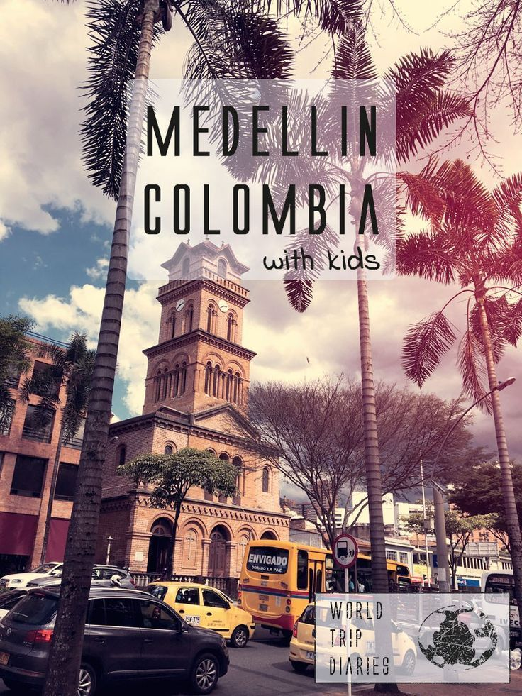 Little guide to Medellín, Colombia, with kids Colombia