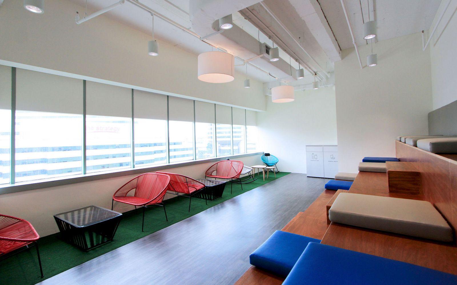 Office tour fmc technologies singapore offices