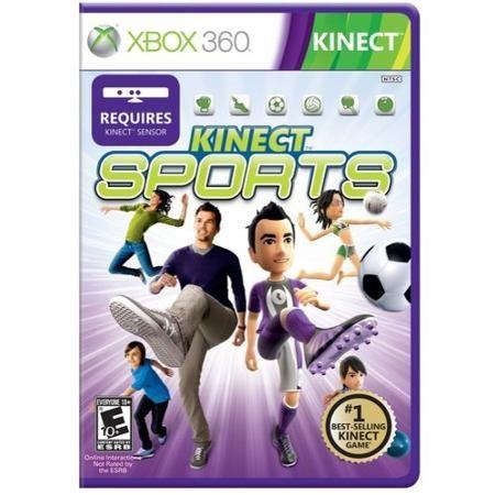 Kinect Sports (Xbox 360/Kinect) - Walmart.com $9.60