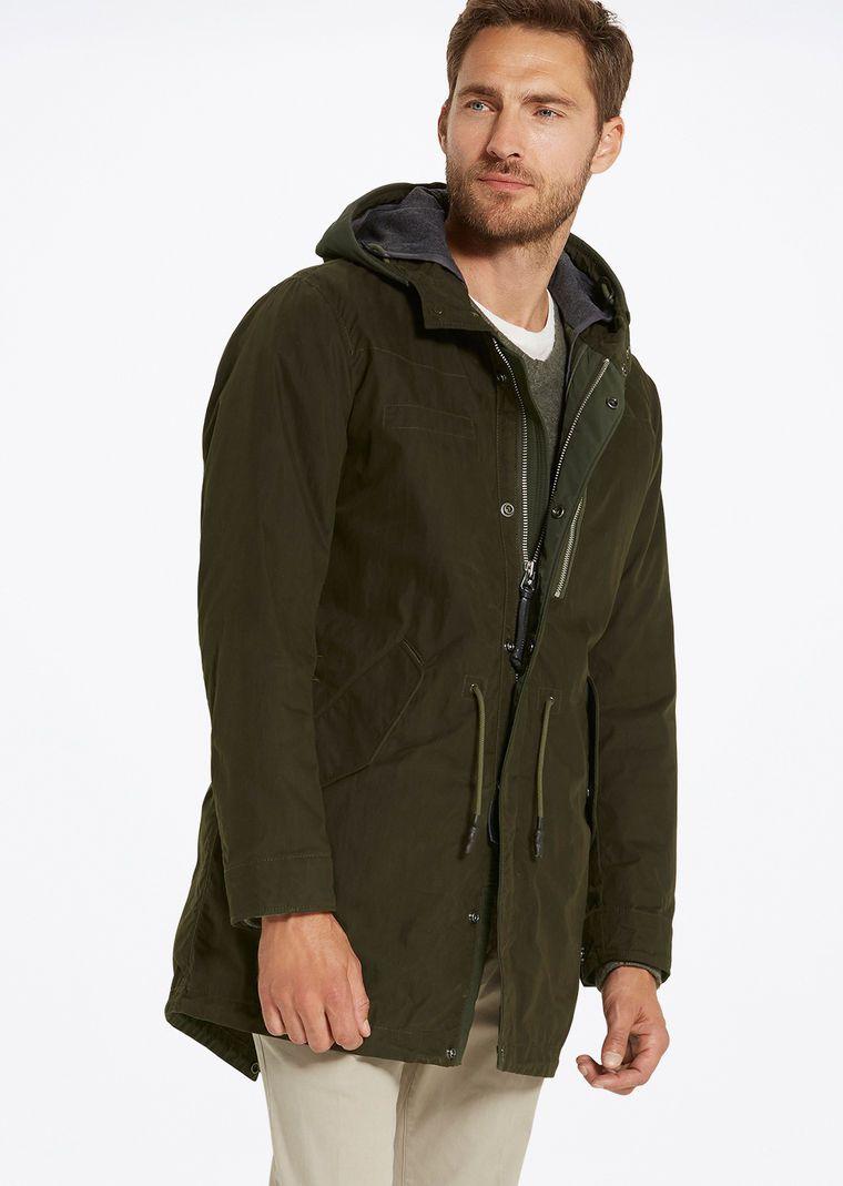 online store 3df32 e943d Parka | Season Fall/Winter 2017 | Bomber jacket, Mens ...