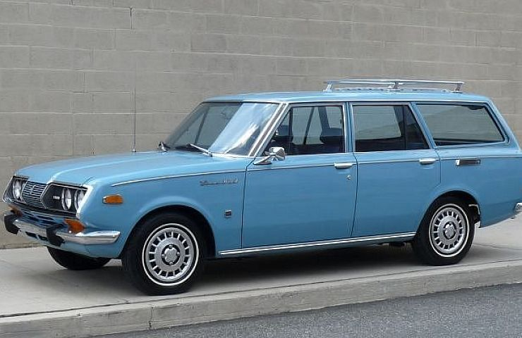 1971 toyota corona mark ii wagon is a one owner time capsule motors blog toyota corona. Black Bedroom Furniture Sets. Home Design Ideas