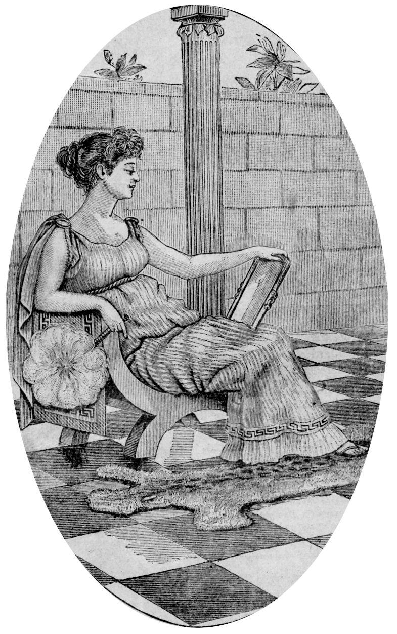 Vintage Woman Illustration The best vintage book illustrations lovingly curated at vintagebookillustrations.com