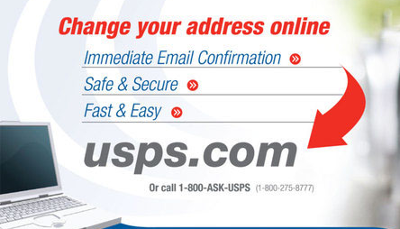 Usps Change Of Address Online At Post Office For Free Here A Detailed Guide On How To File Usps Change Of Ad Change Your Address Change Of Address Addressing