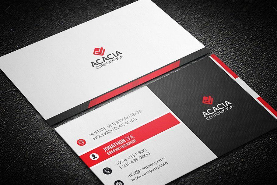 Aj Business Card Business Cards Creative Templates Business Cards Minimal Business Cards Creative