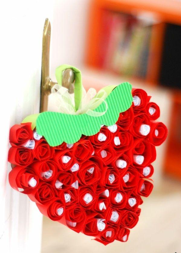 Valentinstag Geschenk Basteln basteln zum valentinstag liebevolle diy projekte fürs zuhause